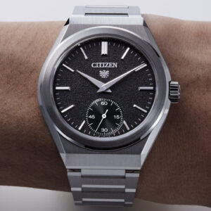 citizen plans future with more mechanical watches like the calibre 0200
