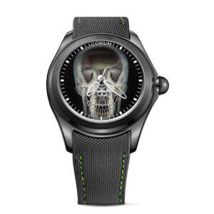 cult watches a look at 21 years of the iconic corum bubble watch its roots and new x ray version