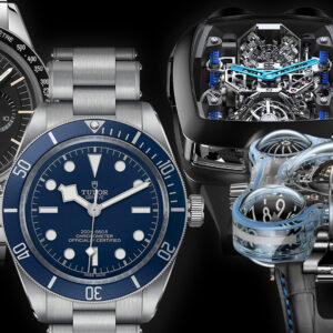 does the social mood affect whether we want futuristic or classic watches