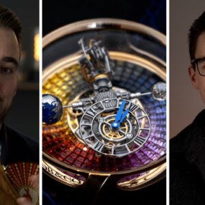 CRAZY Watches You Need to See to Believe (Jacob & Co, JLC, and MORE) w/ @Swiss Watch Gang