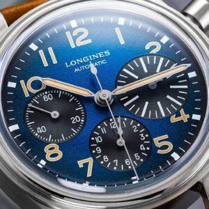 One of the Best Value Swiss Chronographs - Longines Avigation BigEye Titanium