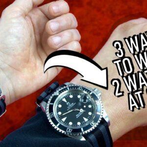 How To Add A GMT, Alarm & Stopwatch To ANY Watch: $15 Casio F-91W Mod