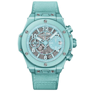 hublots big bang unico watch now comes in a color made for summer