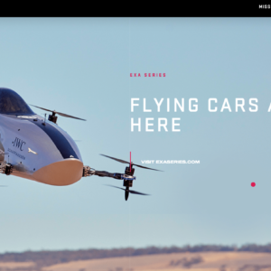 iwc becomes engineering and timekeeping partner for airspeeder electric flying racing cars