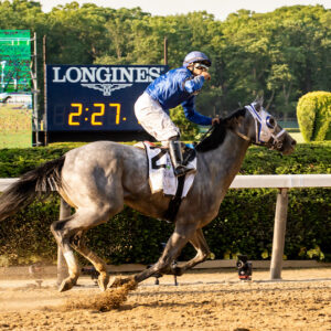 longines times belmont stakes essential quality wins