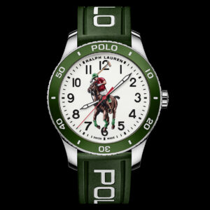 new polo watches join the ralph lauren lineup