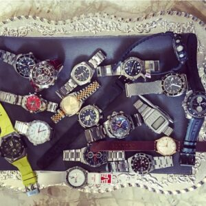 point counterpoint is there an ideal size for your collection of wristwatches