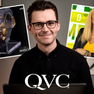Reacting to Watches of QVC & Shopping Network (Invicta, Chaps, Etc.)