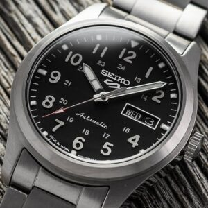 Seiko's Newest Affordable Field Watch - Seiko SRPG27