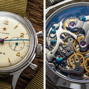The Most Attainable Mechanical Chronograph on the Market - Seagull 1963 Review