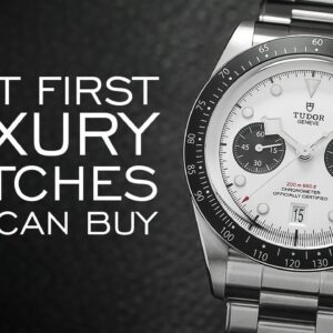 The Best First Luxury Watches You Can Buy