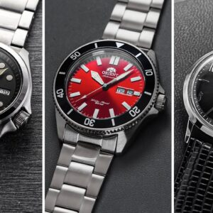 The BEST Watches Under $300 - 2021 - Seiko, Orient, Timex, G-Shock, and MORE