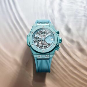 the perfect hublot eye candy this summer