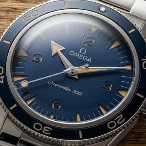 The Updated Omega Seamaster 300 is Better than Ever (2021)