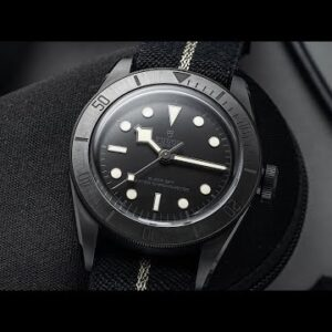 Tudor Black Bay Ceramic - Another Unexpected Release from Tudor