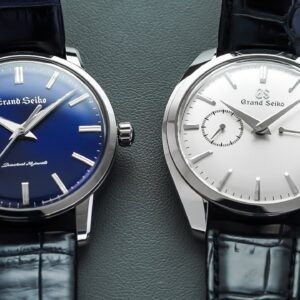 Two Stunning Grand Seiko Dress Watches - SBGW259 and SBGK007
