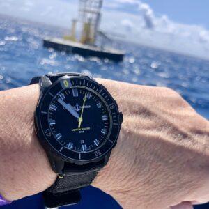 ulysse nardin diver lemon shark and the brands ocean efforts
