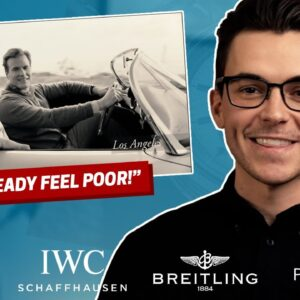 Reacting to Luxury Watch Brands Ads - Patek Philippe, Breitling, Rolex, IWC, Timex, and MORE