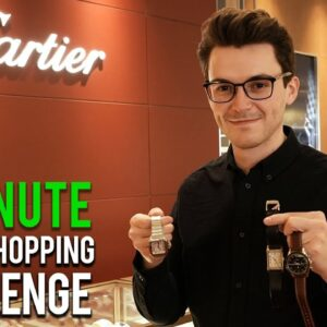Watch Shopping: Building the Perfect Watch Collection in 30 Min