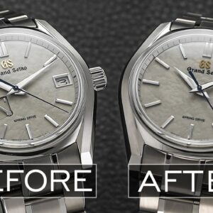 Watches That Could Be Way More Popular If They Made Small Changes