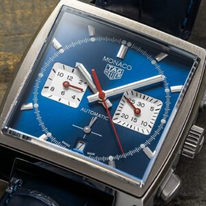 Why the Tag Heuer Monaco is an Icon