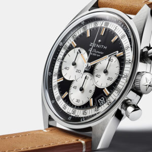zenith is finally giving collectors a steel version of its beloved chronomaster a386