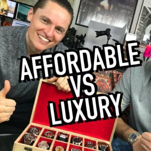 Luxury vs Affordable: Is It Worth It? + Marc's Rolex Submariner Story & Best Value In Luxury Watches