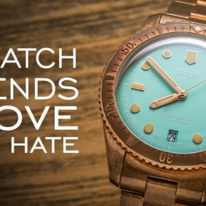 6 Watch Trends I Love and Hate ($1600 GIVEAWAY WINNER ANNOUNCEMENT)
