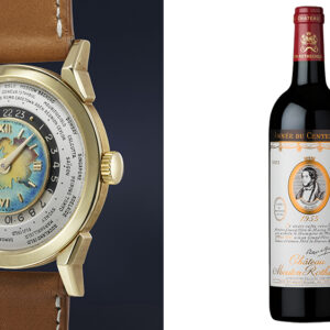a vintage patek philippe vs rothchilds french wine which ages better over time