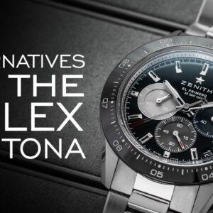 Alternatives to the Rolex Daytona
