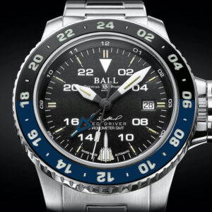 ball unveils sled driver watch honoring military legend brian shul