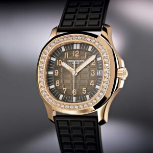 casual elegance on the wrist with the patek philippe aquanaut luce automatic
