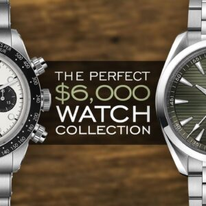 Building the Perfect Watch Collection for $6,000 - Over 25 Watches Mentioned & 7 Paths to Take