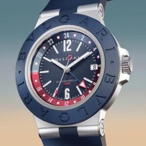 finally a bulgari watch you can afford bulgari aluminum gmt