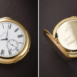 four rare and coveted philippe dufour watches are heading to auction in november