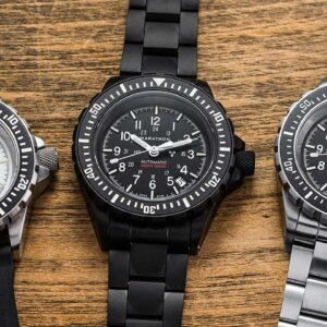 Why These Military Style Watches Have a Passionate Following - Marathon GSAR Review