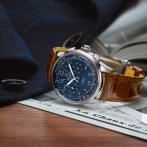 reviving 1940s watch design with the breitling premier heritage collection