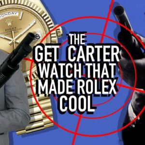 The Get Carter Rolex: How It Made Day-Dates & DateJusts Even Cooler