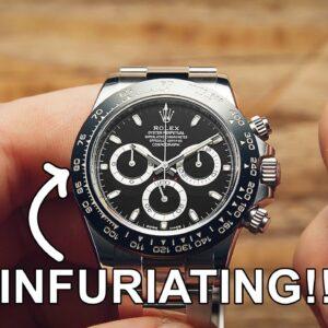 The Rolex Daytona Is ANNOYING | Watchfinder & Co.