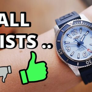 TOP 3 Diver Watches for Small Wrists | IBWC Spotlight #2