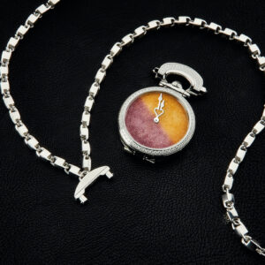why bovets miss audrey sweet art watch with sugar crystal dial will melt hearts