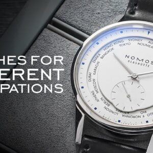The BEST Watches for Different Occupations: Journalist, Engineer, Pilot & MORE