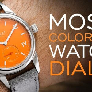 17 of the Most Colorful Watch Dials in 2021