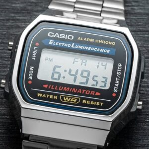 A $25 Watch Worth Buying: the Casio A168
