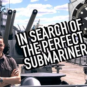 In Search Of The Perfect Submariner: Rolex 16613 & 1680 vs Tudor 79090 Watches