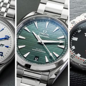 Building a Three Watch Collection at Five Price Points - Do It All With Only Three Watches