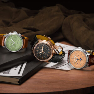 breitling forms founders squad unveils premier heritage watches
