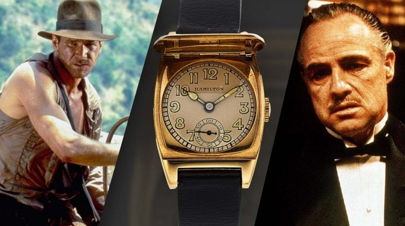 Picking Watches for Iconic Movie Characters - Indiana Jones, Ferris Bueller, and MORE