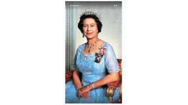 drakes newest patek philippe watch looks just like one queen elizabeth wore in 1984