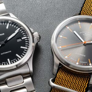 Two of the BEST German Watches for Everyday Wear - Sinn 556 I & Mühle Glashütte Panova